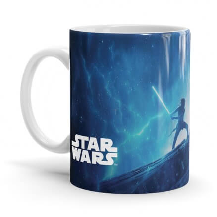 Rise of Skywalker Battle - Star Wars Official Mug