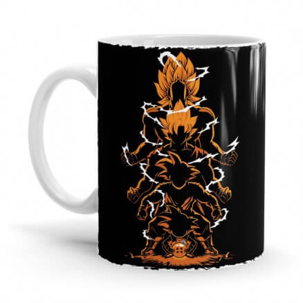 DBZ: Evolution - Dragon Ball Z Official Mug
