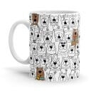 Scooby Pattern - Scooby Doo Official Mug