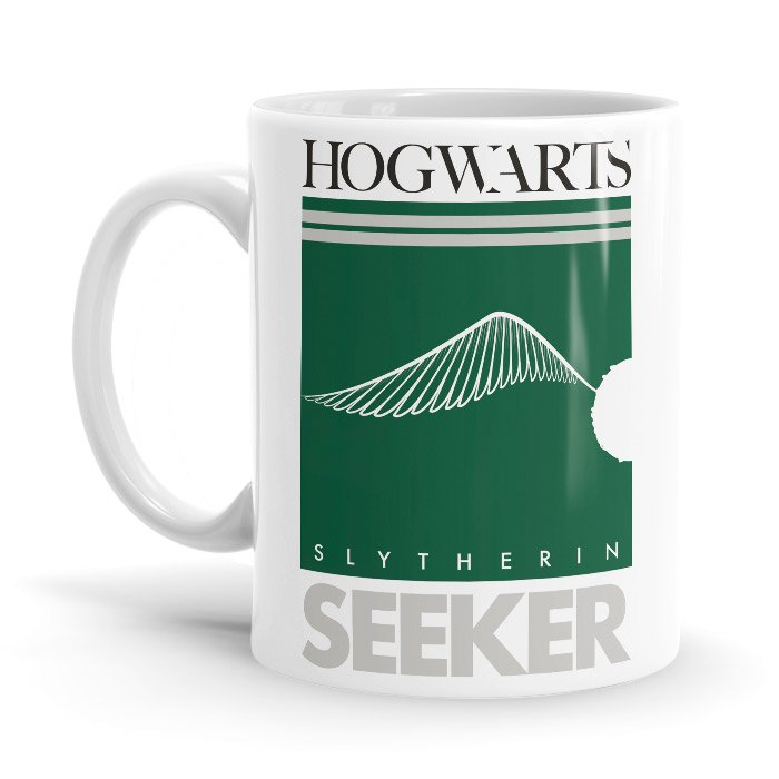 Slytherin Seeker - Harry Potter Official Mug
