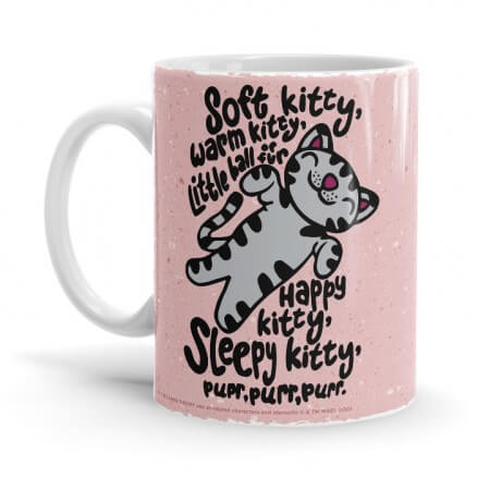 Soft Kitty - The Big Bang Theory Official Mug