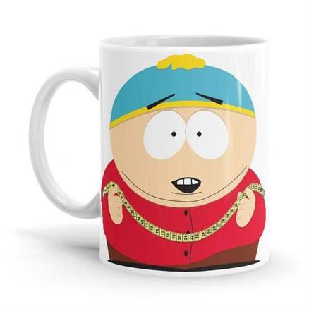 13 Inches Long - South Park Official Mug