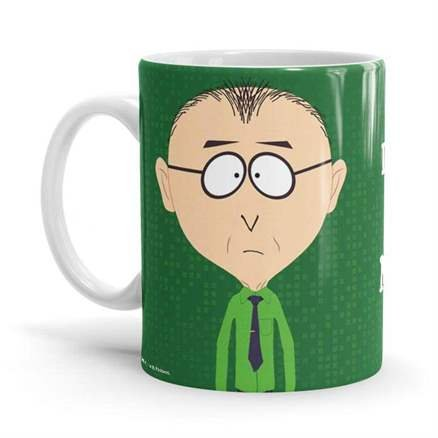 Drugs Are Bad - South Park Official Mug
