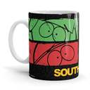Minimalist Faces - South Park Official Mug