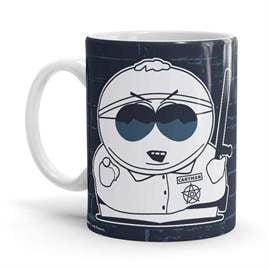 Respect My Authoritah - South Park Official Mug