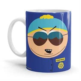 Respect My Authority - South Park Official Mug