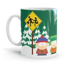 Squad - South Park Official Mug
