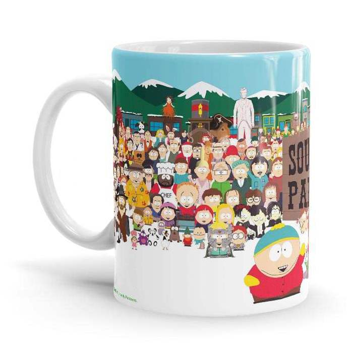 The Town - South Park Official Mug