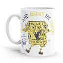 Absorb The Moment - SpongeBob SquarePants Official Mug