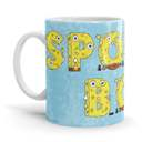 Alphabet - SpongeBob SquarePants Official Mug