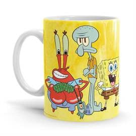 Bikini Bottom Squad - SpongeBob SquarePants Official Mug
