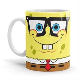 NerdyPants - SpongeBob SquarePants Official Mug