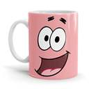 Patrick: Face - SpongeBob SquarePants Official Mug