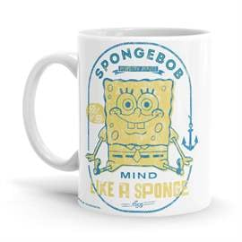 Perfectly Porous - SpongeBob SquarePants Official Mug