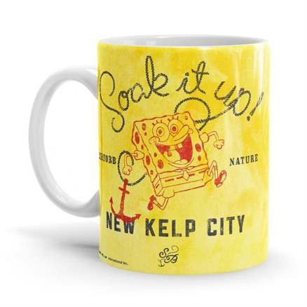 Soak It Up - SpongeBob SquarePants Official Mug