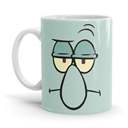Squidward: Face - SpongeBob SquarePants Official Mug