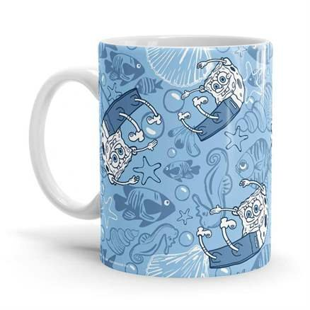 Under The Sea - SpongeBob SquarePants Official Mug