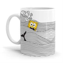 Waves - SpongeBob SquarePants Official Mug