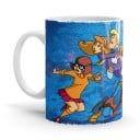 Spooked - Scooby Doo Official Mug