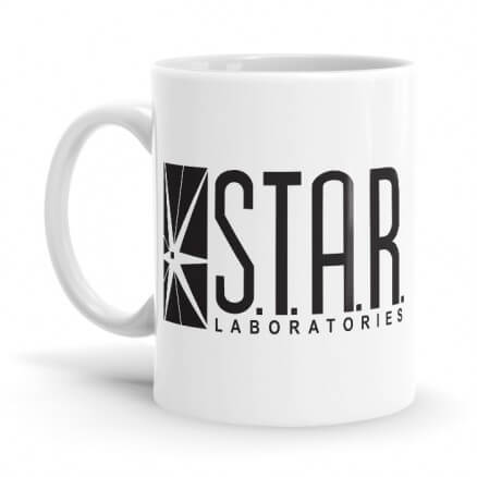 Star Labs Logo - The Flash Official Mug
