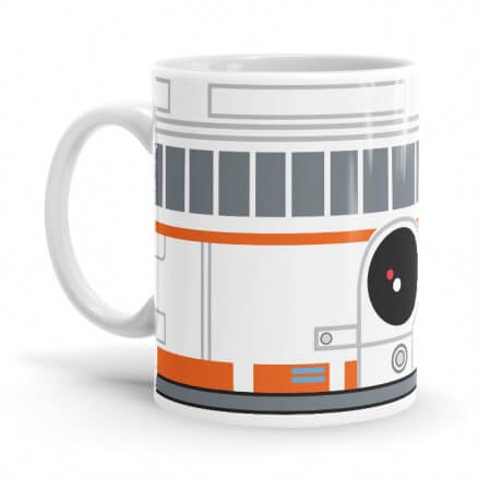 BB8 Wrap - Star Wars Official Mug