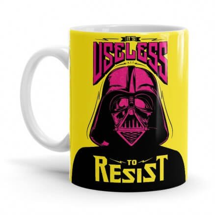 Futile Resistance - Star Wars Official Mug