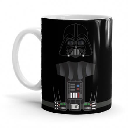 Darth Vader Wrap - Star Wars Official Mug
