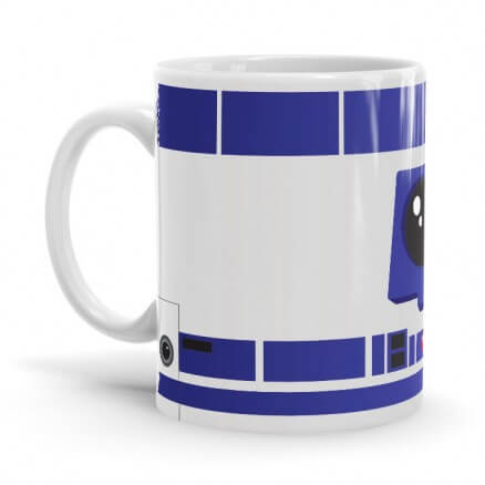 R2D2 Wrap - Star Wars Official Mug