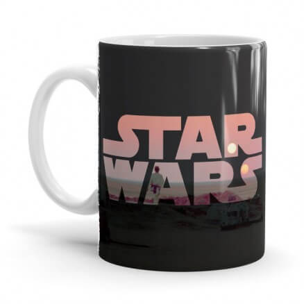 Tattooine Sunset - Star Wars Official Mug