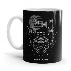 The Dark Side & The Light - Star Wars Official Mug