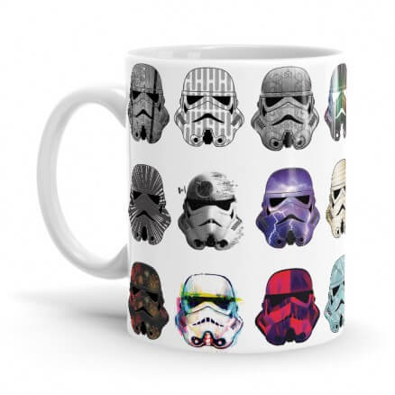 Trooper Pattern - Star Wars Official Mug