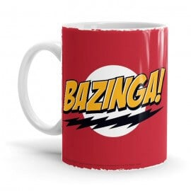 Bazinga! - The Big Bang Theory Official Mug