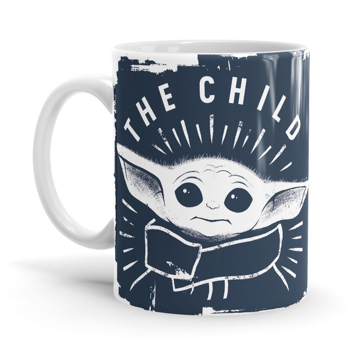 The Child: Force - The Mandalorian Official Mug