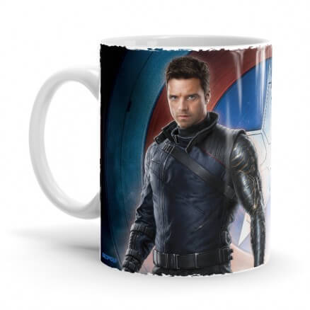 The Falcon And The Winter Soldier - Marvel Official Mug
