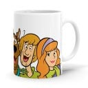 The Mystery Squad - Scooby Doo Official Mug