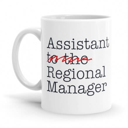 Assistant Manager - Coffee Mug