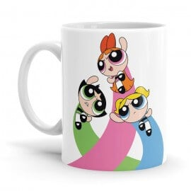 The Powerpuff Girls: Classic - The Powerpuff Girls Official Mug