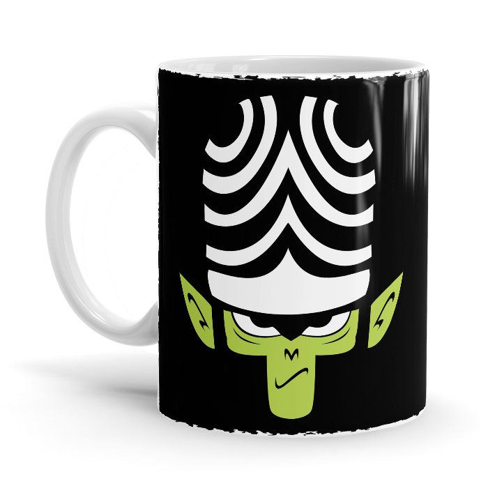 The Supervillain - The Powerpuff Girls Official Mug