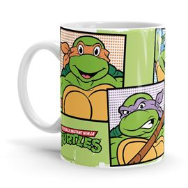 Mug Shot - TMNT Official Mug