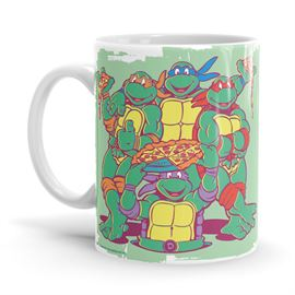 Raise Some Shell - TMNT Official Mug