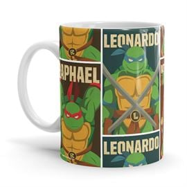 Squad - TMNT Official Mug