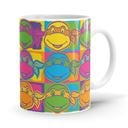 Turtles Pop Art - TMNT Official Mug