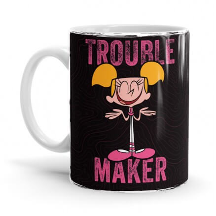 Trouble Maker - Dexter Official Mug