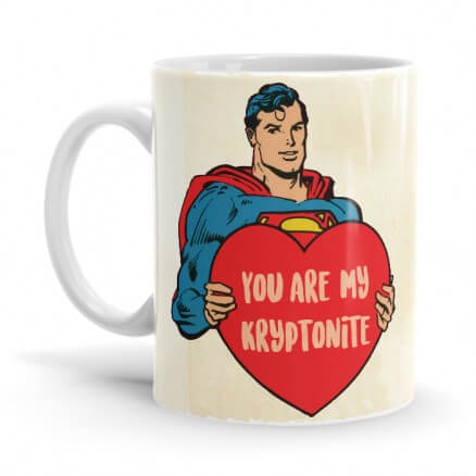 You Are My Kryptonite - Superman Official Mug