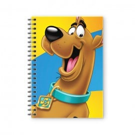 Scooby Face - Scooby Doo Official Spiral Notebook