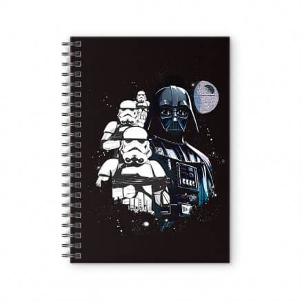 Star Wars: Empire - Star Wars Official Spiral Notebook