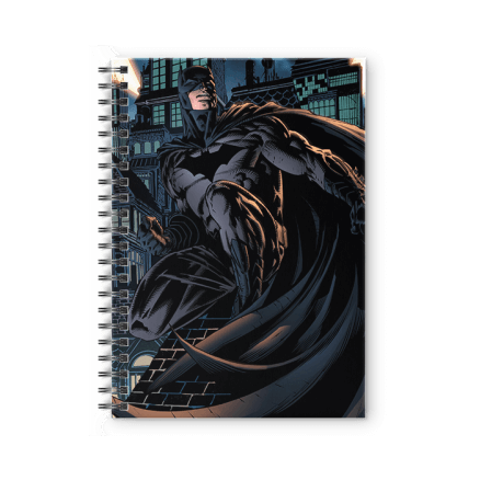 Gotham Guardian - Batman Official Spiral Notebook