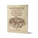House of Winterfell - Game Of Thrones Official Notebook