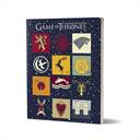 House Sigil Pattern - Game Of Thrones Official Notebook