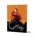 Beautiful Death: Red Viper and The Mountain - Game Of Thrones Official Notebook